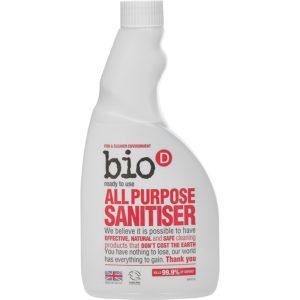 Bio-D általános tisztítószer utántöltő 500 ml