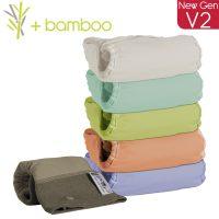 Pasztell 5-ös mosható pelenka szett V2 2015
