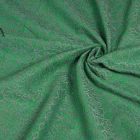 Aloe zöld karikás kendő DIVA Basico 2-Hordozótár