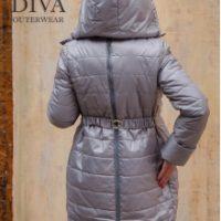 Perla téli babahordozó kabát 4 in 1 funkcióval-Diva Milano