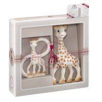 Sophiesticated ajándékszett-So'Pure rágóka + Sophie, a zsiráf