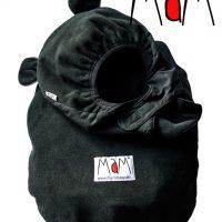 Hordozós takaró fekete-fekete MAM Deluxe