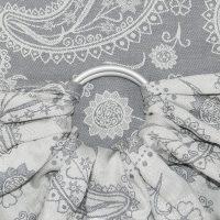 Smoke Persian paisley - Fidella karikás kendő