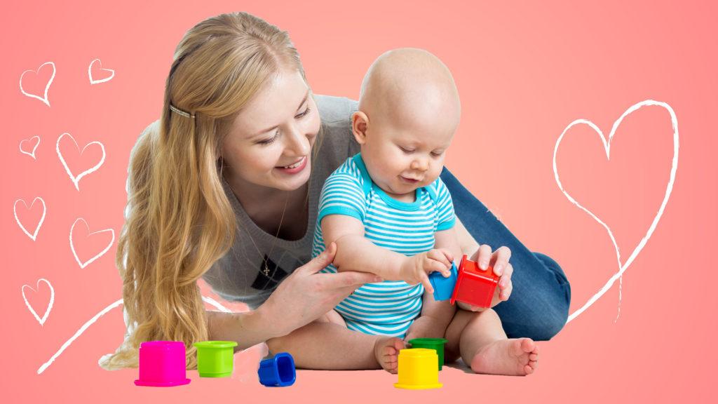 Sophie játékok babáknak