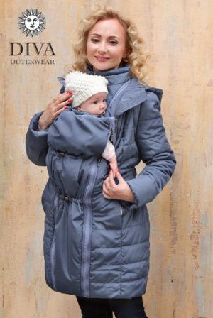 Notte babahordozó kabát 4 in 1 funkcióval-Diva Milano