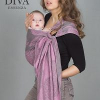 Perla karikás kendő-Diva Essenza