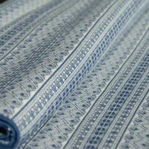 Didymos hordozókendő kék-fehér Prima (indio)