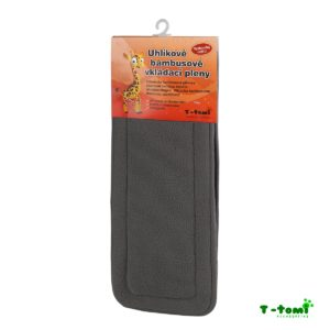 T-tomi 2 db-os 4 rétegű szuper szénszálas Bambusz belső