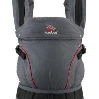 Manduca® First babahordozó-greyred