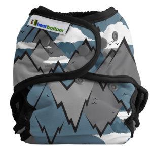 Best Bottom mosható pelenka külső Summit