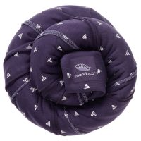 Manduca Sling rugalmas babahordozó kendő-Purple Darts