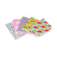 Petit Lulu mosható törlőkendő csomag 5 db-os