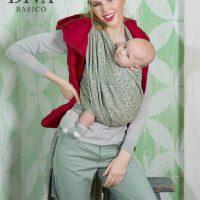 Damasco babahordozó kendő Diva Basico